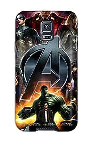 Excellent Design The Avengers 75 Phone Case For Galaxy S5 Premium Tpu Case