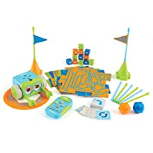Learning Resources Botley the Coding Robot Activity Set, Coding Robot for Kids, STEM Toy, Programming for Kids, Ages 5+
