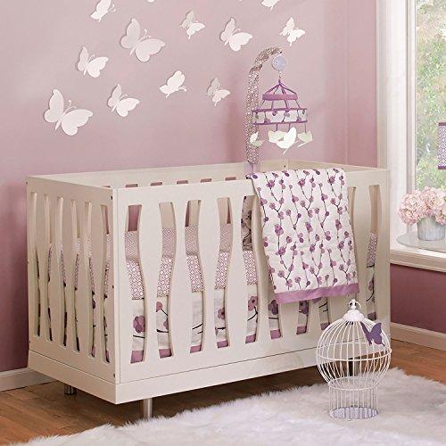 Violet Crib Set - 1