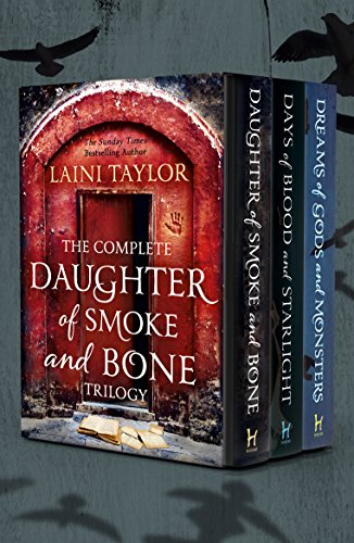 Download The Complete Daughter Of Smoke And Bone Trilogy Book Pdf