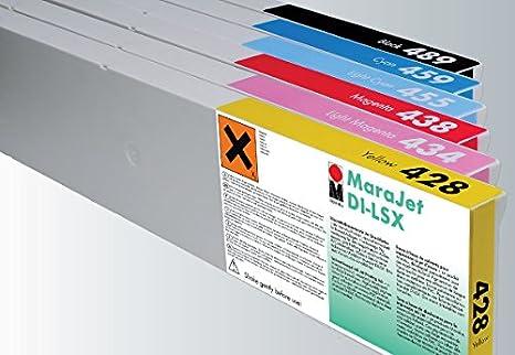 Amazon.com: Marabu – Plantilla para estarcido marajet di-lsx ...