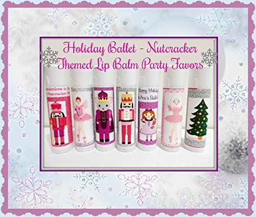 Personalized Lip Balm Favors