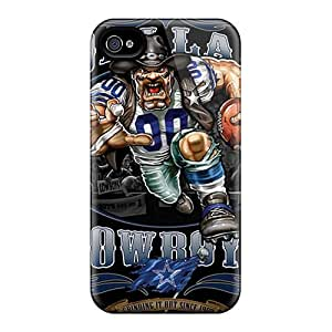 Premium Dallas Cowboys Back-covers Snap On Cases For Iphone 6