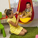 Kicode Hammock Hanging Chair Tent Swing Camping Outdoor And Indoor Baby Reading Portable