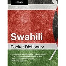 Swahili Pocket Dictionary