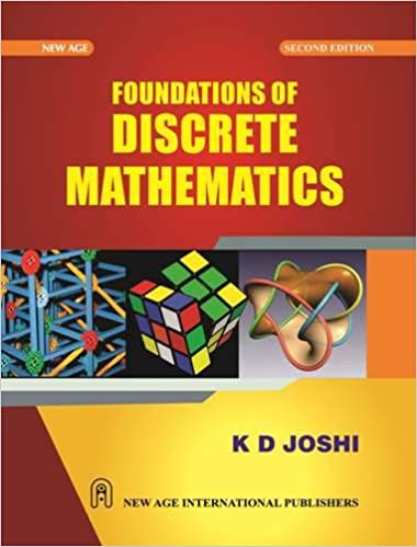 solutions of foundations of discrete mathematics by k d joshi