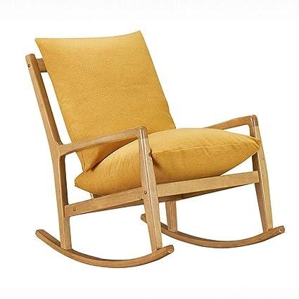 CHOME Sillas Plegables mecedoras para sillas de jardín ...