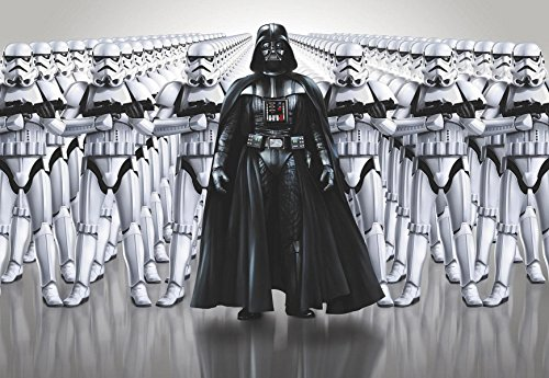 Star Wars Imperial Force Wall Mural by Komar