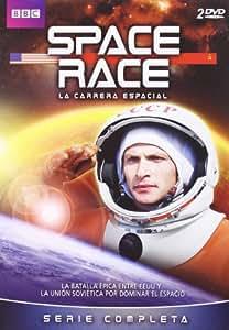 Space Race: La Carrera Espacial [DVD]
