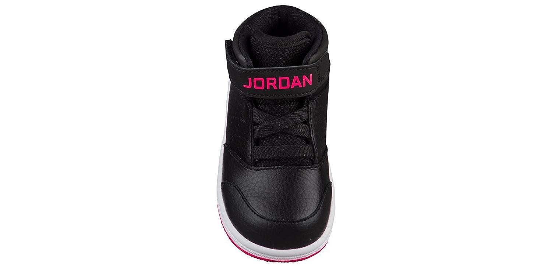 109325740375cf Girls Pink Jordan Ag 1 Mid Girl Jordans 11