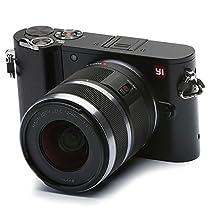 Yi M14K Fotocamera digitale Mirrorless con obiettivo intercambiabile
