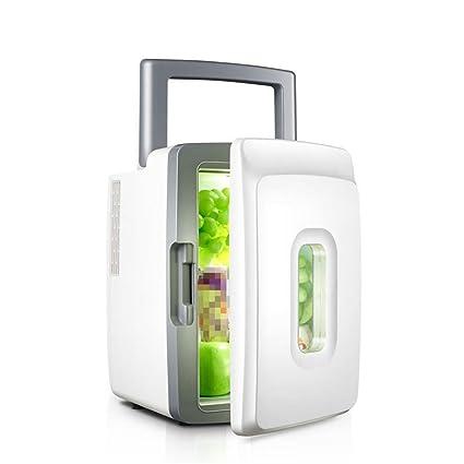 Amazon.es: Refrigerador Y Calentador 12L Del Mini Refrigerador ...