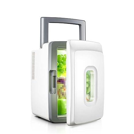 Refrigerador Y Calentador 12L Del Mini Refrigerador Para La Oficina Casera Del Coche O El Barco