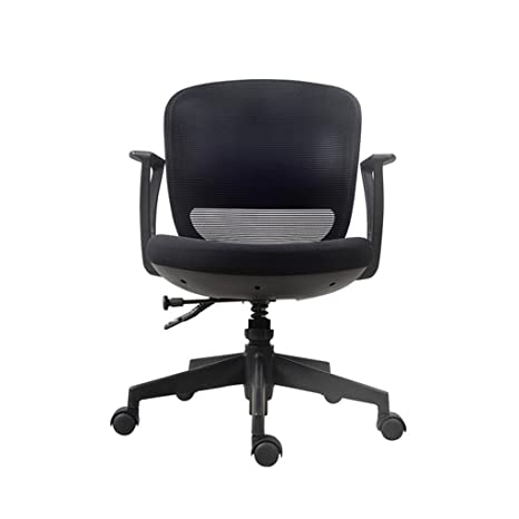 Yjchairs Chaise Ordinateur Bureau Ergonomique Maille Rotatif Siege