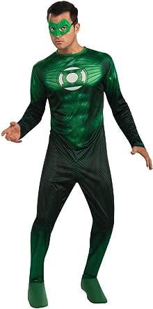 Amazon.com: Disfraz de Linterna Verde Hal Jordan: Clothing