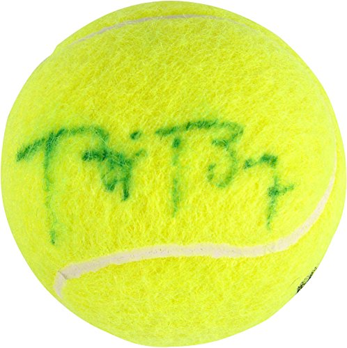 Tennis Ball Borg Bjorn - Bjorn Borg Autographed French Open Logo Tennis Ball - Fanatics Authentic Certified - Autographed Tennis Balls
