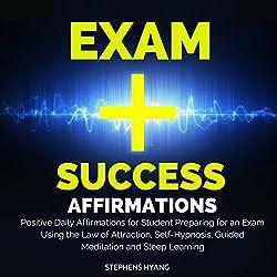 Exam Success Affirmations