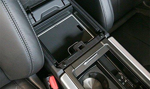Inner Console Armrest Storage Box Holder for Land Rover Range Rover Evoque 2012-2018