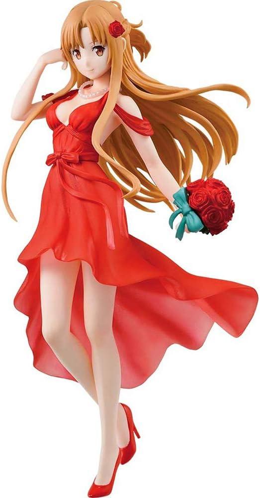 Sword Art Online SAO Asuna Undine Character Prize Figure Statue Collection Anime