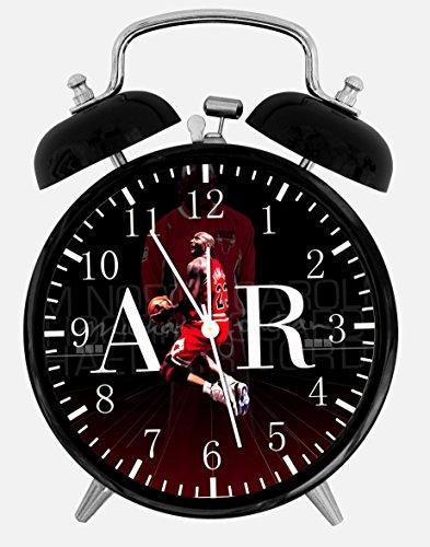 Jordan Basketball Alarm Desk Clock 3.75