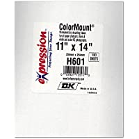 Bienfang / Seal 11 x 14 Color Mount, Heat Activated Print Mounting Tissue, Pack of 100.