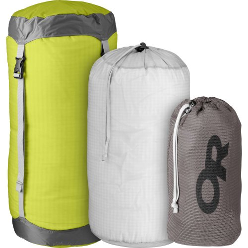 Outdoor Research Backpkrs Kit Ultralt Down, 3, Assorted, 1size