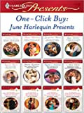 img - for One-Click Buy: June Harlequin Presents: Bought for Revenge, Bedded for Pleasure\Virgin: Wedded at the Italian's Convenience\The Billionaire's Blackmailed ... Deal\The Greek Tycoon's Baby Bargain book / textbook / text book