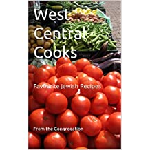 West Central Cooks: Favourite Jewish Recipes