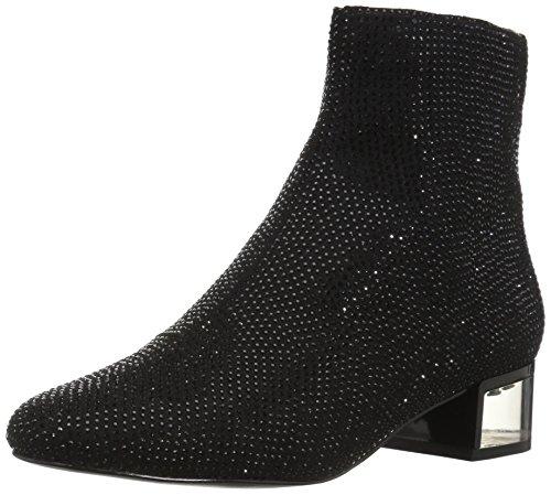 ALDO Womens Sparkle Ankle Bootie Black Miscellaneous