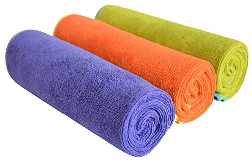 SINLAND Microfiber Gym Towels