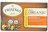 Twinings All Natural Cold Brew Iced Tea, Peach, 20 Count (Pack of 6)