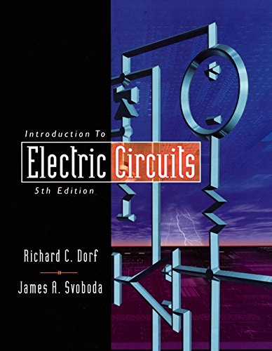 cheapest copy of introduction to electric circuits by
