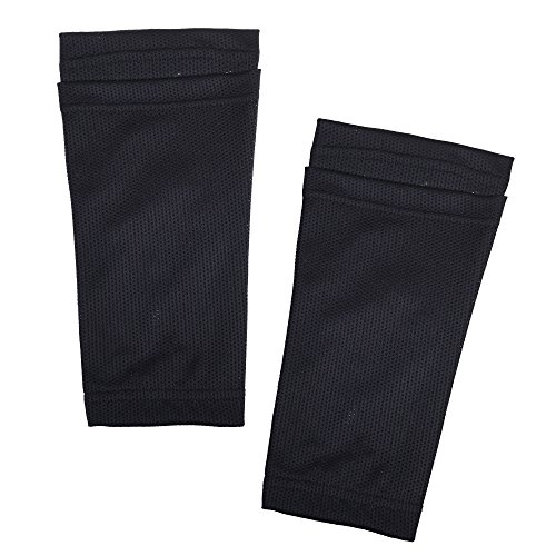 CM Youth Teenager Shin Guard Sleeves for Soccer Sports