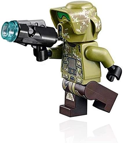 STAR WARS Lot Of 5 Custom 41st Elite Corps Minifigures US SELLER Free Shipping