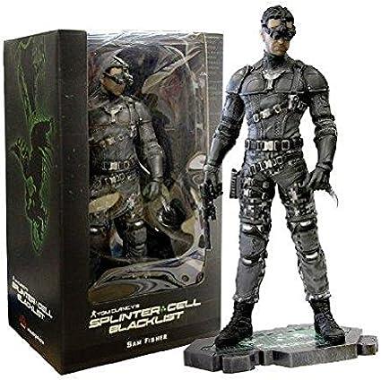 Amazon.com: Splinter Cell Blacklist Tom Clancy s SAM Fisher ...