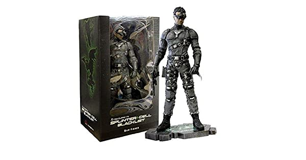 Amazon.com: Splinter Cell Blacklist Tom Clancy s SAM Fisher ...