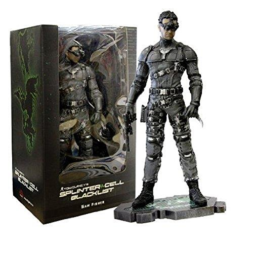 amazoncom splinter cell blacklist tom clancys sam fisher by ubisoft toys games - Splinter Cell Halloween Costume