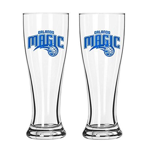 Boelter Brands NBA Orlando Magic Game Day Pilsner, 16-ounce, - Glass Game Pilsner