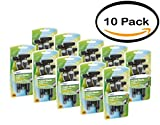 PACK OF 10 - Equate Triple Blade Disposable Razors for Men, 3 count