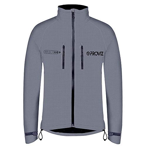 c00d923aabd REFLECT360 Plus Men s Cycling Jacket  Amazon.co.uk  Sports   Outdoors