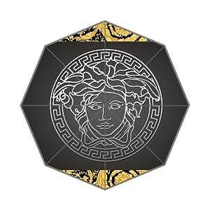 All Weather Umbrella Versace Custom Rain Foldable Travel Umbrella