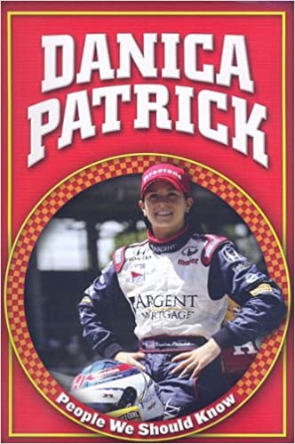 Danica Patrick (People We Should Know, Second (Paper))