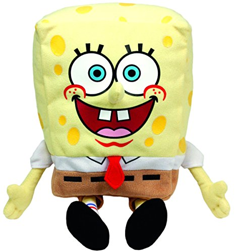 Ty Beanie Buddy Spongebob SquarePants