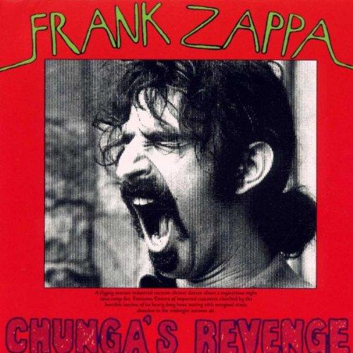 Chunga's Revenge (Frank Zappa Guitar)