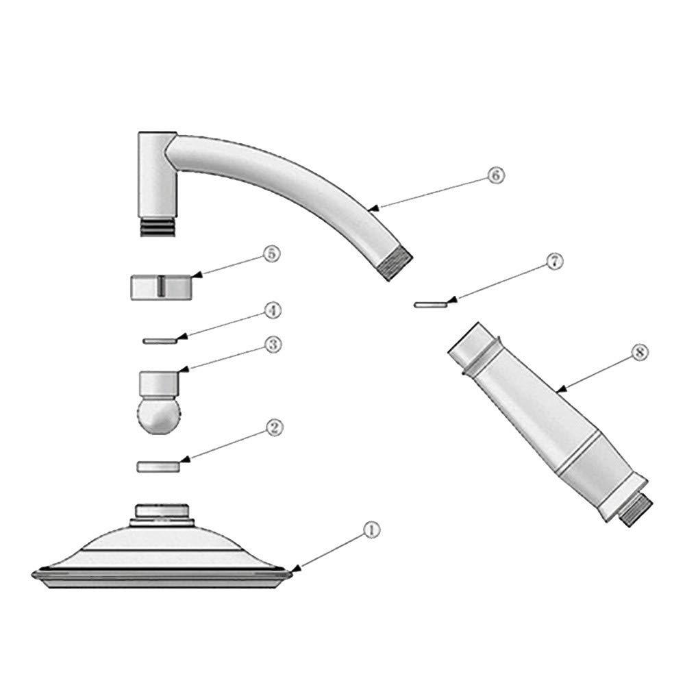 Aerzetix 100/Zinc-Plated Steel Conical Head Screw M3x16/mm with bolts Torx T10//°C18049