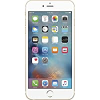 Apple iPhone 6s Plus, T-Mobile 128 GB, Gold (Locked to T-Mobile)