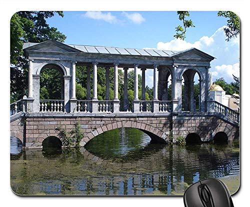Mouse Pad - Bridge Architecture Russia Park G Pushkin