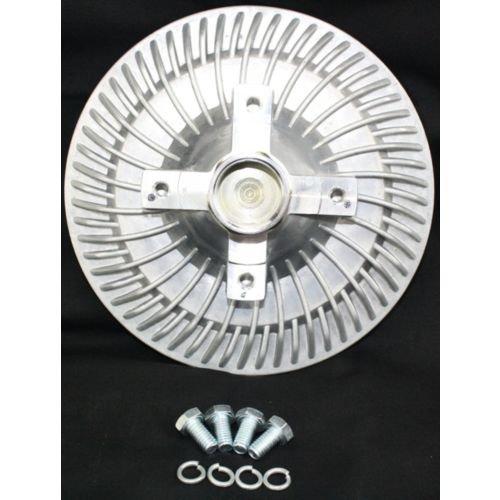 Perfect Fit Group REPJ313704 - Grand Cherokee / Liberty Fan Clutch, 3.25 In. Fan Bolt Cir., 1.25 In. Fan Mount H