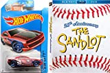 The SANDLOT - Movie Set 20th Anniversary Special Edition 2 Disc Blu-ray + DVD - Hot Wheels Baseball Car | 10 Collectible Trading Cards
