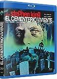 Cementerio Viviente BD 1989 Pet Sematary [Blu-ray]